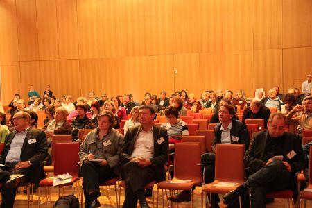 2012: Mitgliederversammlung des vfm in München