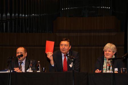 2014: Mitgliederversammlung des vfm in Köln