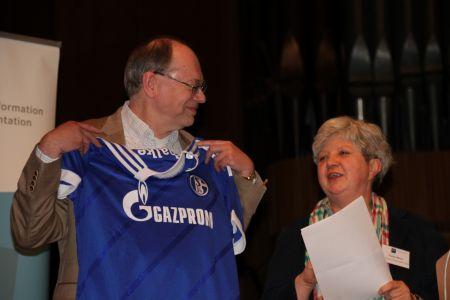 2014: Mitgliederversammlung des vfm in Köln. Abschied von Felix Kresing-Wulf als Studienleiter