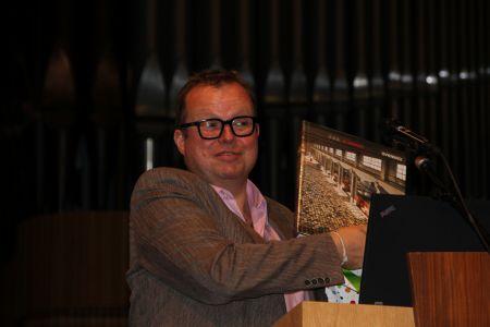 2014: Mitgliederversammlung des vfm in Köln. Abschied von Siegfried Steinlechner (ORF, Wien) aus dem Vorstand