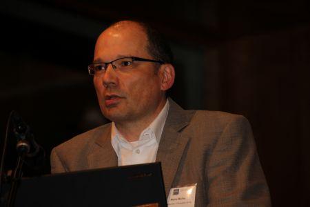 2014: Mitgliederversammlung des vfm in Köln. Wahl des neuen Vorsitzenden Mario Müller