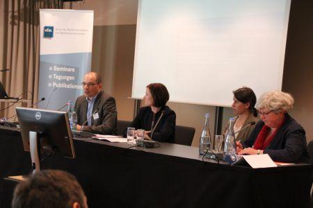 2015: Außerordentliche Mitgliederversammlung des vfm in Bremen