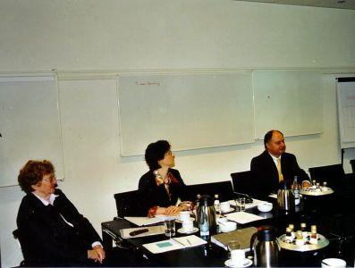 2003: Mitgliederversammlung des VFM in Hamburg