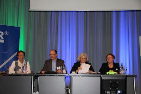 2016: Mitgliederversammlung des vfm in Saarbrücken