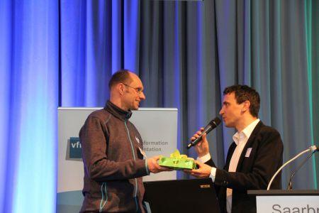 2016: Mitgliederversammlung des vfm in Saarbrücken. Abschied von Heiko Linnemann aus dem Vorstand