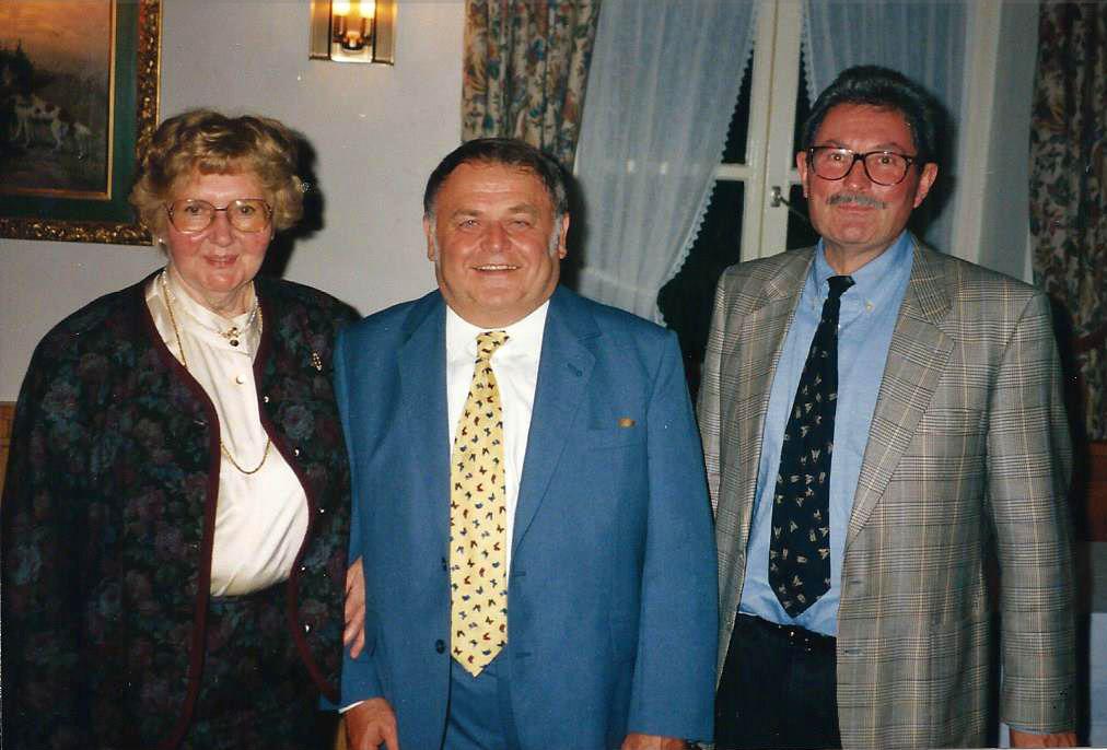 Marianne Englert am 13.5.1996 in Muenchen
