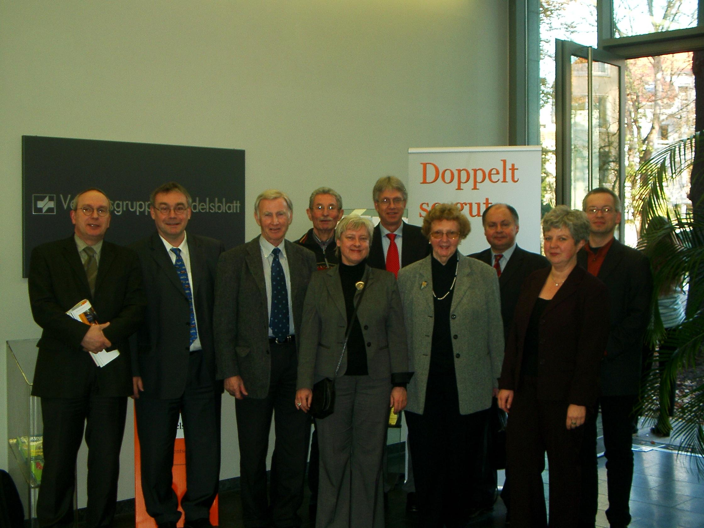 2005 (neuer und alter Vorstand)